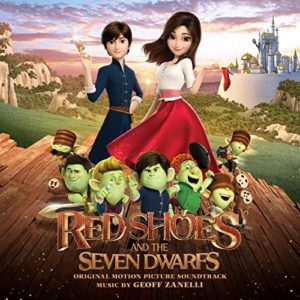 Carátula BSO Red Shoes and the Seven Dwarfs - Geoff Zanelli