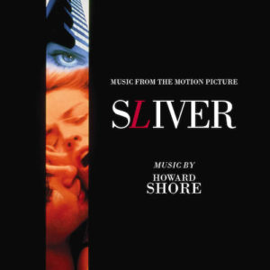 Carátula BSO Sliver - Howard Shore y Christopher Young