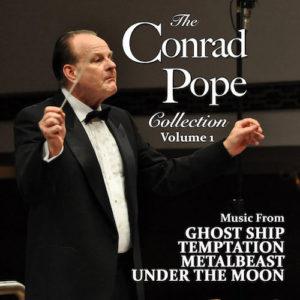 Carátula BSO The Conrad Pope Collection - Vol. 1