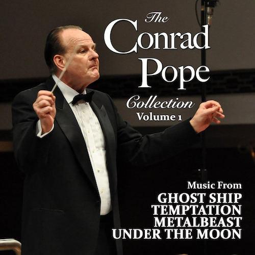 Dragon's Domain Records edita The Conrad Pope Collection – Vol. 1