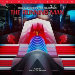 Carátula BSO The Running Man - Harold Faltermeyer