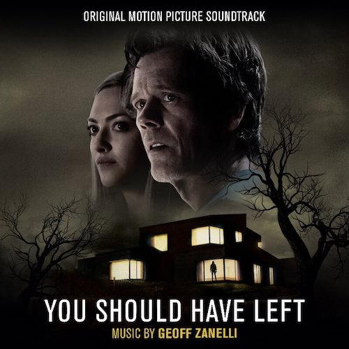 Back Lot Music edita la banda sonora You Should Have Left