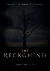 Póster The Reckoning