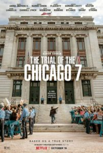 Póster The Trial of the Chicago 7