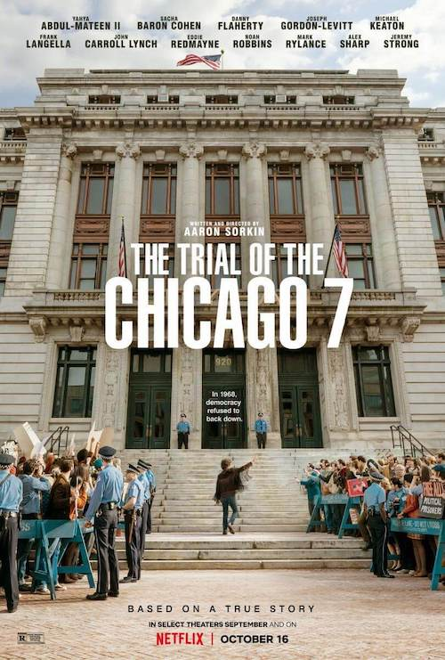 Daniel Pemberton para el drama judicial The Trial of the Chicago 7