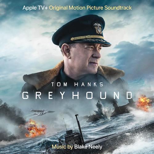 Lakeshore Records edita la banda sonora Greyhound