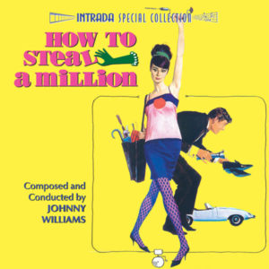 Carátula BSO How to Steal a Million - John Williams