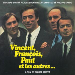 Carátula BSO Max et les ferrailleurs / Vincent, Francois, Paul et les autres... - Philippe Sarde