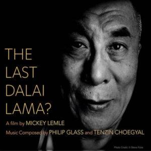 Carátula BSO The Last Dalai Lama? - Philip Glass y Tenzin Choegyal