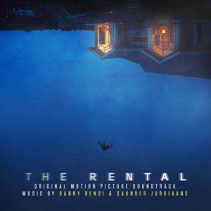 Carátula BSO The Rental - Danny Bensiy Saunder Jurriaans