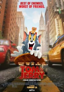 Póster Tom and Jerry