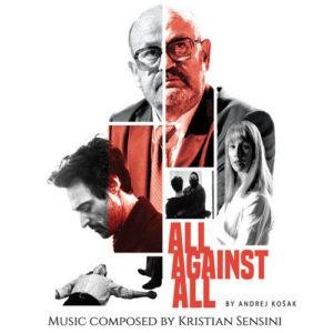 Carátula BSO All Against All - Kristian Sensini