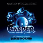 Casper, de James Horner, expandida en La-La Land Records