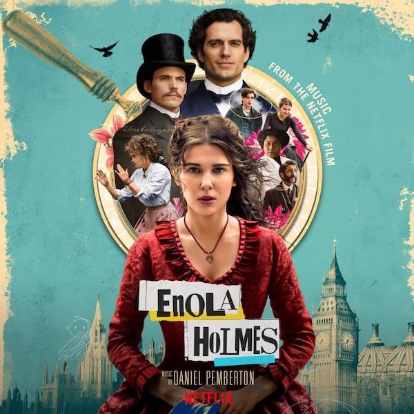 Milan Records editará la banda sonora Enola Holmes