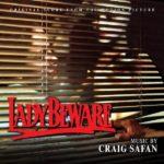 Carátula BSO Lady Beware - Craig Safan