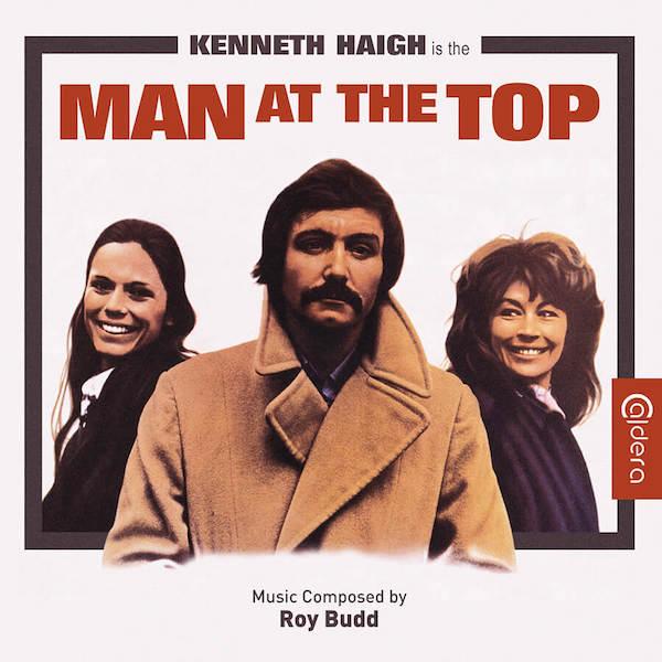 Caldera Records edita la banda sonora Man at the Top Roy Budd