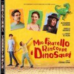 Carátula BSO Mio fratello rincorre i dinosauri - Lucas Vidal