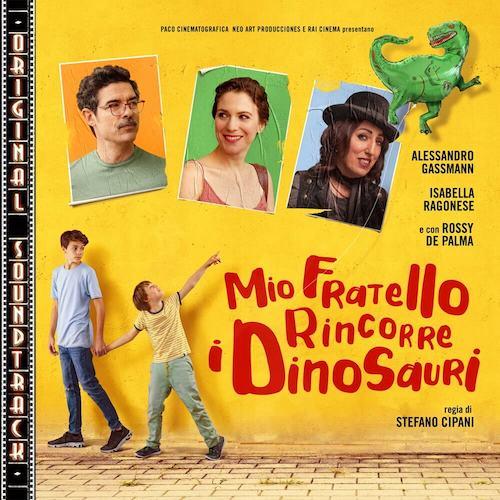 Warner Music Italy edita la banda sonora Mio fratello rincorre i dinosauri