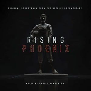 Carátula BSO Rising Phoenix - Daniel Pemberton