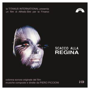 Carátula BSO Scacco Alla Regina - Piero Piccioni