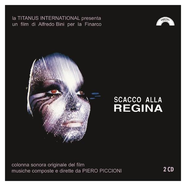 Cinevox reedita y expande Scacco Alla Regina de Piero Piccioni