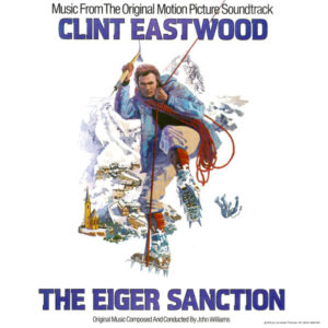 Carátula BSO The Eiger Sanction - John Williams