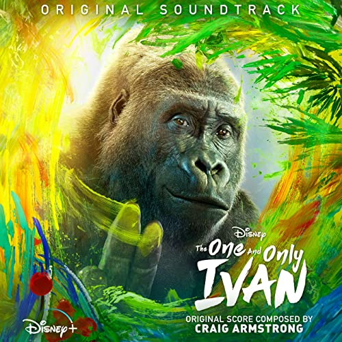 Walt Disney Records edita la banda sonora The One and Only Ivan