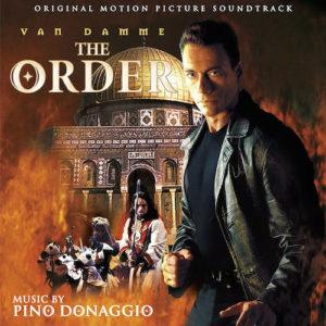 Carátula BSO The Order - Pino Donaggio