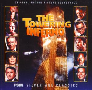 Carátula BSO The Towering Inferno - John Williams