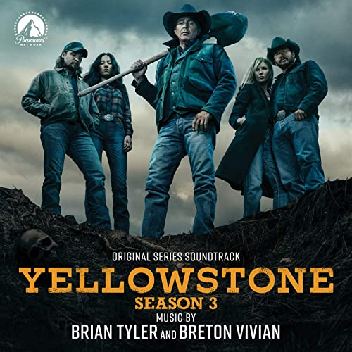 Lakeshore Records editará la banda sonora Yellowstone: Season 3