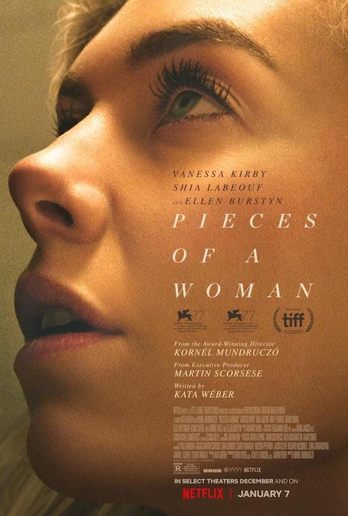 Howard Shore para el drama Pieces of a Woman