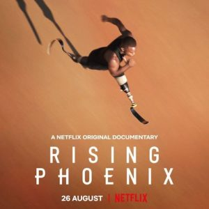 Póster Rising Phoenix