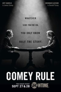 Póster The Comey Rule