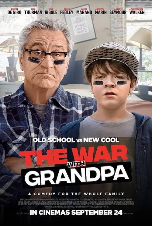 Finalmente Aaron Zigman para The War with Grandpa