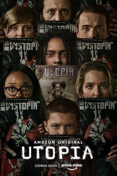 Jeff Russo para la serie Utopia