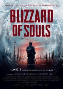 Póster Blizzard of Souls
