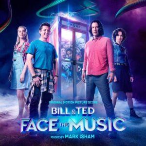 Carátula BSO Bill & Ted Face the Music - Mark Isham
