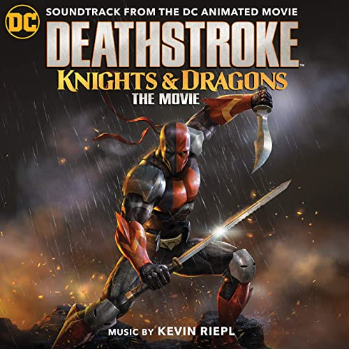 WaterTower Music edita la banda sonora Deathstroke: Knights & Dragons