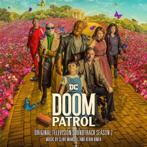 Carátula BSO Doom Patrol: Season 2 - Clint Mansell y Kevin Kiner