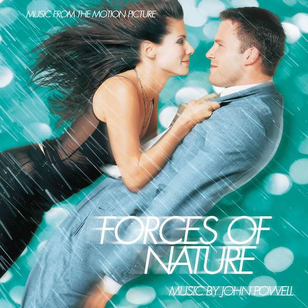 La-La-La Land Records edita Forces of Nature de John Powell