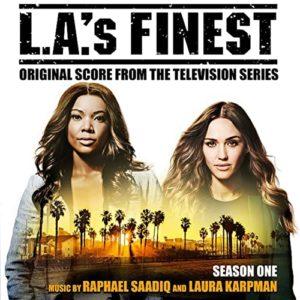 Carátula BSO L.A.'s Finest: Season 1 - Raphael Saadiq&Laura Karpman