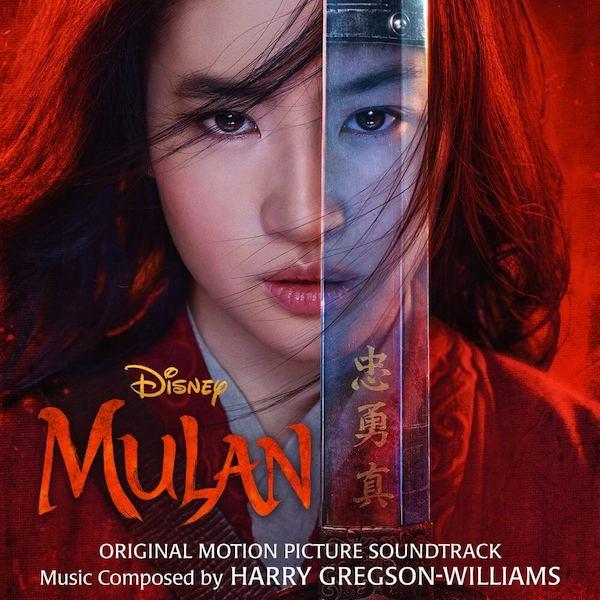 Walt Disney Records edita la banda sonora Mulan
