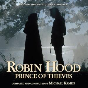 Carátula BSO Robin Hood: Prince of Thieves - Michael Kamen