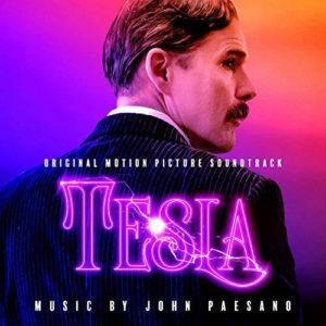 Carátula BSO Tesla - John Paesano