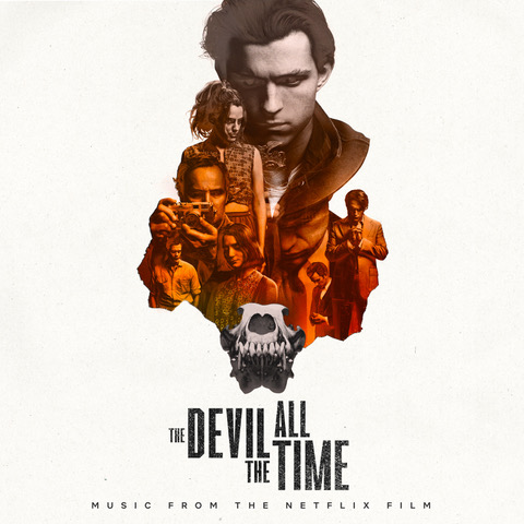 ABKCO Records edita la banda sonora The Devil All the Time