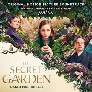 Carátula BSO The Secret Garden - Dario Marianelli