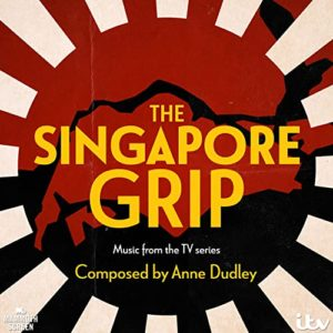 Carátula BSO The Singapore Grip - Anne Dudley