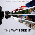 Carátula BSO The Way I See It - Marco Beltrami, Brandon Roberts y Buck Sanders