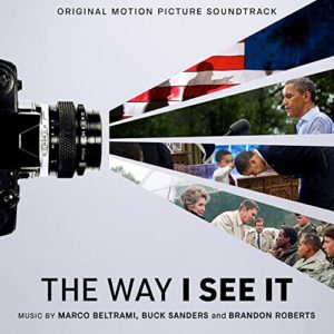 Carátula BSO The Way I See It - Marco Beltrami, Brandon Roberts y Buck Sanders