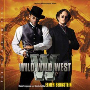 Carátula BSO Wild Wild West - Elmer Bernstein